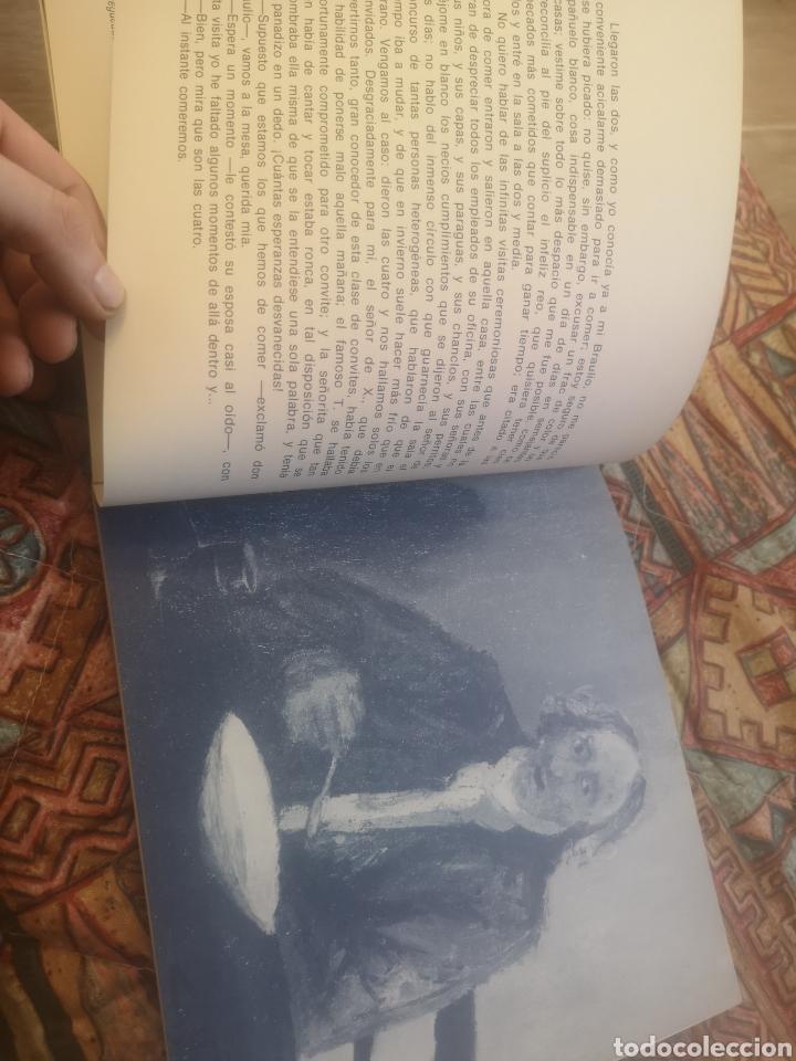Libros: Tipos y costumbres del país de los Batuecos - de Larra, Mariano José, Edicion numerada 419 de 500 - Foto 3 - 215383025