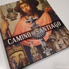 Livros em segunda mão: ATLAS ILUSTRADO DEL CAMINO DE SANTIAGO - VVAA. Lote 216480420