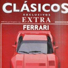 Livres: VV.AA. - CLASICOS EXCLUSIVOS. EXTRA FERRARI. MONOGRAFICO Nº 5.. Lote 216619848