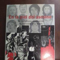Libros: EN LA PIEL DEL ASESINO. ELENA MERINO. INCLUIDOS LOS GASTOS DE ENVIO CERTIFICADO. Lote 216963896