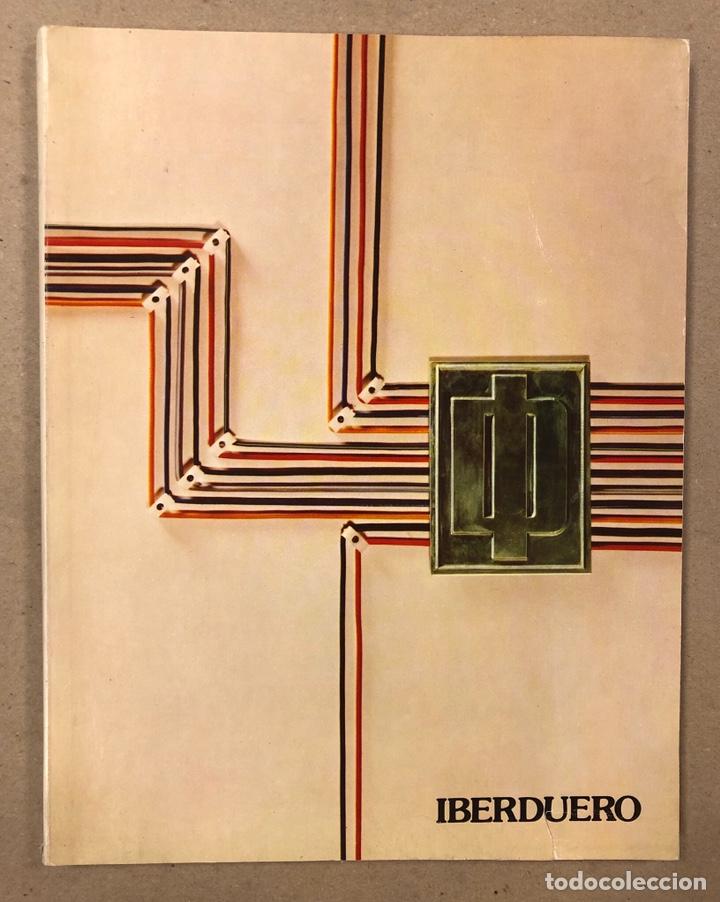 IBERDUERO (1979). LIBRO PUBLICITARIO. (Libros sin clasificar)