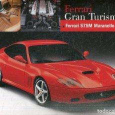 Livres: VV.AA. - FERRARI GRAN TURISMO. FERRARI 575M MARANELLO / 2002.. Lote 217048392