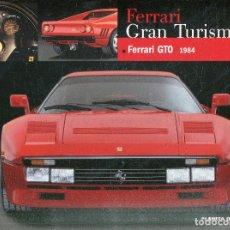 Livres: VV.AA. - FERRARI GRAN TURISMO. FERRARI GTO / 1984.. Lote 217048480