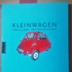 Libros: KLEINWAGEN, SMALL CARS. PETITES VOITURES, TASCHEN, 1994,. Lote 217570998