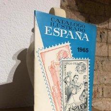 Livros em segunda mão: CATÁLOGO ILUSTRADO ESPAÑA, 1965. - LAMA, RICARDO DE.. Lote 217662808