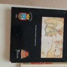 Libros: G-40 LIBRO LA DEFENSA DE LAS COSTAS VENEZOLANAS DE LA GUAIRA, PUNTA BRAVA Y PUERTO CABELLO. Lote 226901345