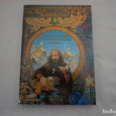 Livres: 22C - EL LIBRO DE LA VIDA : MAGO ES TODO AQUEL SER HUMANO QUE LLEGA A CONOCERSE A SI MISMO. Lote 217936776