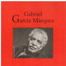 Libros: NOTICIA DE UN SECUESTRO (PRIMERA EDICIÓN) - GABRIEL GARCÍA MÁRQUEZ. Lote 218742388