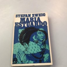 Libros: MARÍA ESTUARDO. Lote 218757262