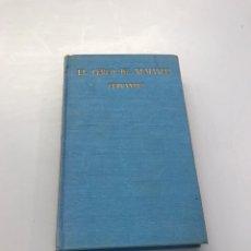 Libros: EL CERCO DE NUMANCIA CERVANTES. Lote 218759985