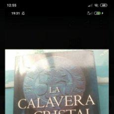 Libros: LA CALAVERA DE CRISTAL. Lote 218784152
