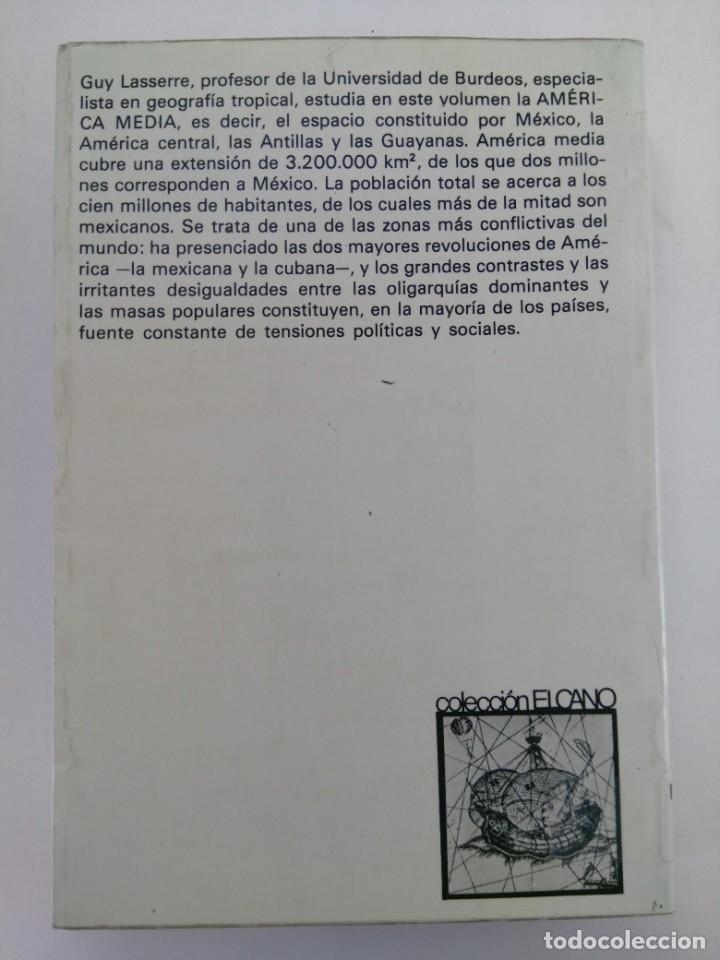 Libros: AMERICA MEDIA - GUY LASSERRE - EDITORIAL ARIEL - Foto 2 - 218787675