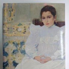 Libros: JOAQUÍN SOROLLA (1863-1923) / EDICIÓN A CARGO DE: JOSÉ LUIS DÍEZ Y JAVIER BARÓN. Lote 218889745