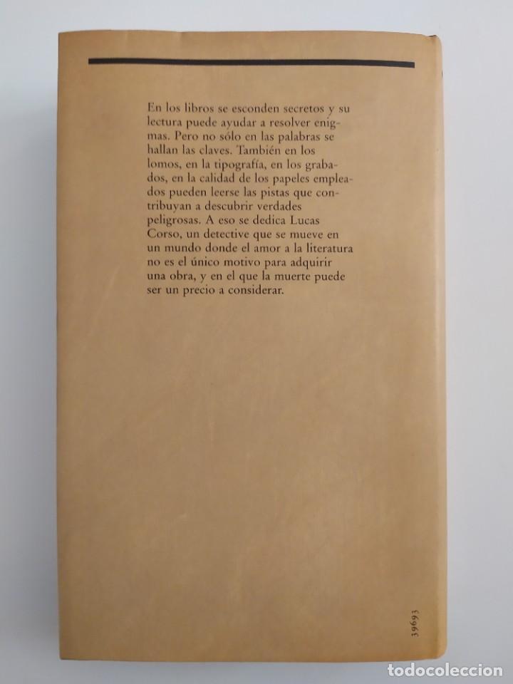 Libros: El club Dumas Arturo Pérez Reverte - Foto 2 - 219227788