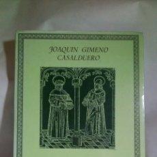 Libros: EDAD MEDIA Y RENACIMIENTO CREACIÓN LITERARIA. JOAQUÍN GIMENO CASALDUERO.. Lote 219441963