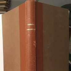 Libros: A. AGUSTINIANO: S. AGUSTÍN DE MANILA; CONVENTO DE EPILA; S PABLO DE MANILA; M ORIENTAL DE VALLADOLID. Lote 219855350