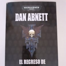Libros: EL REGRESO DE RAVENOR. Lote 220357787