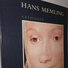Libros: HANS MEMLING: CATALOGUE (INGLÉS) AÑO 1994. Lote 244012880