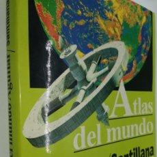 Libros: ATLAS DEL MUNDO AGUILAR-SANTILLANA. TRADUCCIÓN DE RAMÓN PALENCIA. - BERGQUIST, LARD.-. Lote 220672200