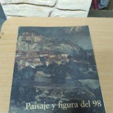 Libros: PAISAJE Y FIGURA DEL 98. Lote 220729647