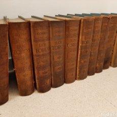 Libros: ANTIGUA GRAN ENCICLOPEDIA DE TOROS COSSIO. Lote 220882612