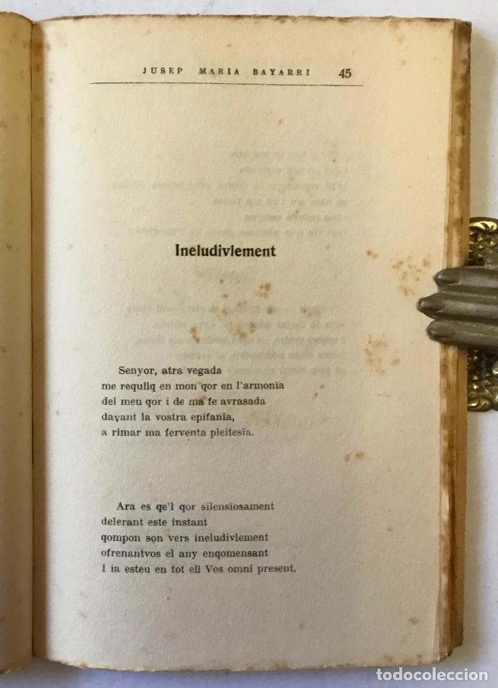Libros: SILENSIS. - BAYARRI, Josep Maria. - Foto 2 - 220943442
