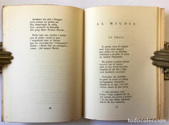 Libros: AIRET DABRIL. Versos vicentins. - SANTMARTÍ, Ricard. - Foto 3 - 220943555