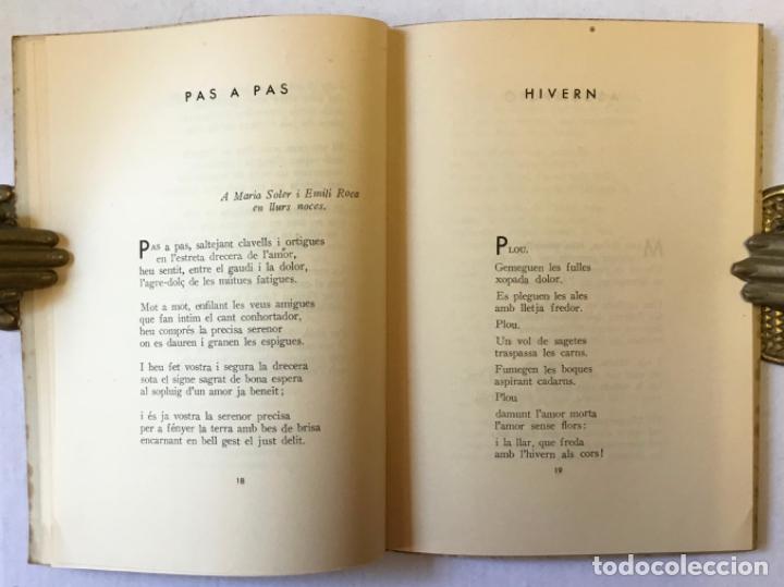 Libros: A TEMPS DE COR. - CASP I VERGER, Vicent. - Foto 3 - 220943460