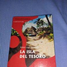 Libros: LIBRO LA ISLA DEL TESORO. Lote 221158218