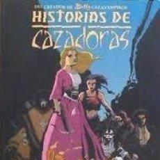 Libros: BUFFY CAZAVAMPIROS HISTORIAS DE CAZADORAS ED. 2016. Lote 221176363