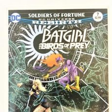 Libros: BATGIRL AND THE BIRDS OF PREY VALENTINES DAY INGLES ISSUE ED. 2017. Lote 221187961