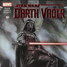 Libros: STAR WARS DARTH VADER 1 NAVE DE REGALO ED. 2016. Lote 221191391