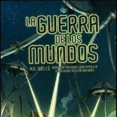 Libros: LIBRO GUERRA DE LOS MUNDOS LA NOVELA GRAFICA. Lote 221214496
