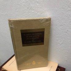 Libros: EL IDEAL DE JUSTICIA DE DON QUIJOTE DE LA MANCHA. D.ALFONSO PONS Y UMBERT. Lote 221259900