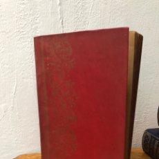 Libros: EL PARAÍSO PERDIDO. JUAN MILTON. 1952. Lote 221375821