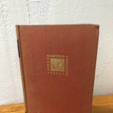 Libros: ARTE DE AMAR Y LAS METAMORFOSIS. OVIDIO.. Lote 221380565
