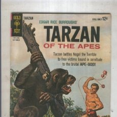 Libros: TARZAN DE GOLDKEY NUMERO 145: NOGOL THE TERRIBLE. Lote 221625696