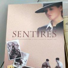 Libros: SENTIRES FERIA DEL ROCIO FUENGIROLA. Lote 221625703