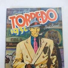 Libros: TORPEDO 1936 SUPLEMENTO N 2 DE FIERRO 1990 - SÁNCHEZ ABULI. Lote 219779078