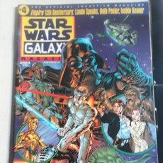Libros: STAR WARS GALAXY N 4 ANO 1994 CON POSTER BATTLE OF HOTH ED. 1994. Lote 221044267