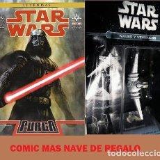 Libros: STAR WARS LEYENDASPURGA NAVE DE REGALO ED. 2016. Lote 221060977