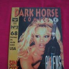 Libros: LIBRO DARK HORSE COMICS N 2 COLUMBA TAPA PAMELA ANDERSON R9A. Lote 221220825