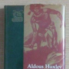 Libros: UN MUNDO FELIZ - HUXLEY, ALDOUS. Lote 221697193