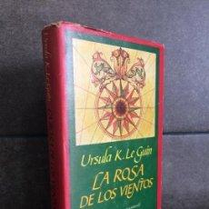 Libros: LA ROSA DE LOS VIENTOS (SPANISH EDITION). URSULA K. LE GUIN. PRIMERA EDICIÓN EDHASA.. Lote 221717286