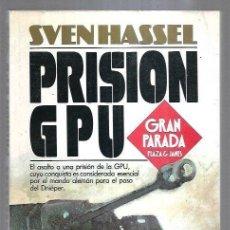 Libros: PRISION GPU. Lote 221850211
