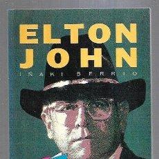 Libros: ELTON JOHN. Lote 221850212
