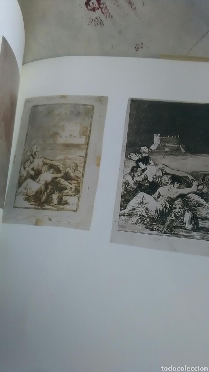 Libros: Goya. Realidad y sueño en los viajes de Goya. Ediciones de Fuentedetodos. 1996 - Foto 5 - 221910448