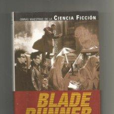 Libros: BLADE RUNNER. ¿SUEÑAN LOS ANDROIDES CON OVEJAS ELÉCTRICAS?. - DICK, PHILIP K.:. Lote 221944698