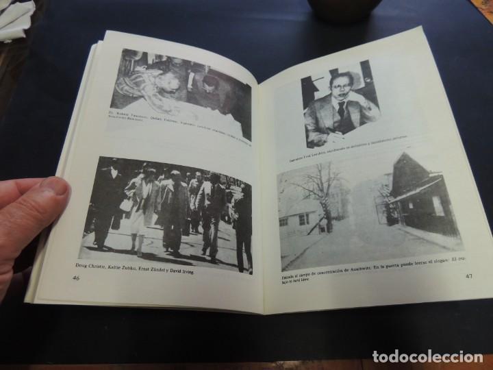 Libros: Fin de una mentira: camaras de gas: holocausto judio : informe leuchter - Foto 7 - 222059503