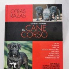 Libros: EL CANE CORSO. Lote 222225416